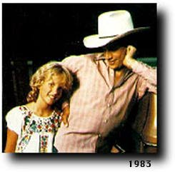 Norma and George Strait lost their daughter Jenifer in 1986. The